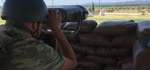 Hudut Kartalları, Kurban Bayramı'nı sınırları gözetleyerek geçiriyor Bayramı ikinci aileleriyle asker ocağında geçiriyor