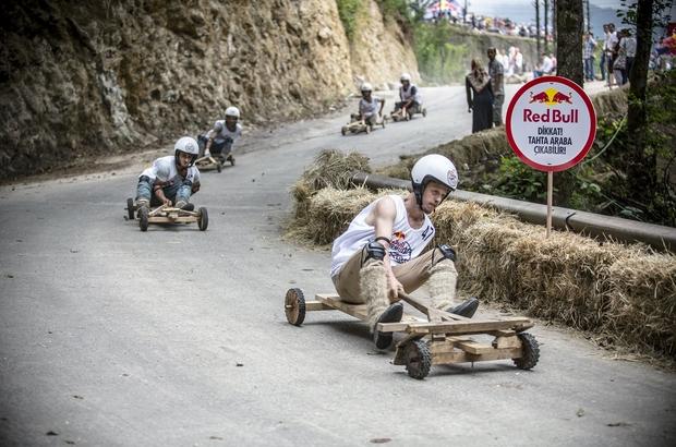 Tahta otomobillerin yarıştığı Red Bull Formulaz 23 Ağustos'ta start alacak