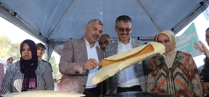 Başkan Çelik, Uluslararası Uzunyayla Çerkez Kültür Festivali'nde birlik beraberlik vurgusu yaptı