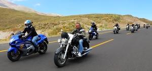 Motosiklet Meraklıları 'Erciyes Moto Fest'te Toplanıyor