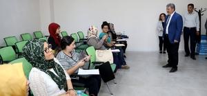 Talas'ta Kadınlara Girişimcilik Eğitimi