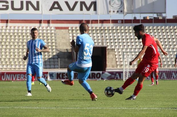 TFF 3. Lig: Elaziz Belediyespor: 0 - Kemerspor 2003: 2