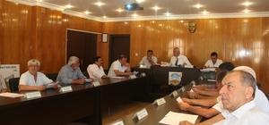 İncesu Belediyesi'nde Eylül ayı Meclis Toplantısı düzenlendi