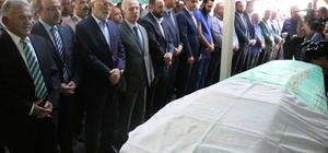 AK Parti Kayseri Milletvekili Elitaş'ın acı günü