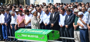 Tokat Belediyesi'nin acı günü