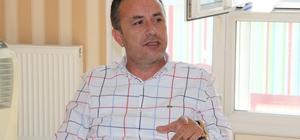 """AK Parti MKYK Üyesi Ceylan'dan İHA'ya ziyaret AK Parti Çorum milletvekili ve MKYK Üyesi Ahmet Sami Ceylan: """"Dövizdeki dalgalanma 15 Temmuz'un devamı"""""""