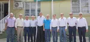 Yüreğir Ziraat Odası Başkanı Doğan'a önemli görev Mehmet Akın Doğan, Adana Ziraat Odaları İl Koordinasyon Kurulu Başkanı seçildi