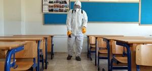 Talas'ta Okullar Eğitime Hazır