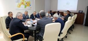 İncesu OSB Müteşebbis Teşekkül Heyeti Toplantısı Yapıldı