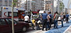 Malatya'da bıçaklı kavga: 2 yaralı Polis havaya ateş ederek kavgayı ayırdı