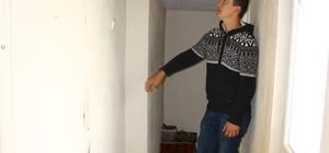 (Özel Haber) Yıldırım bomba etkisi yaptı Evlerine bomba düştü sandılar