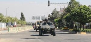 Idlib sınırına komando takviyesi