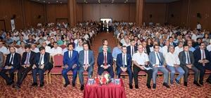 """Vali Demirtaş: """"Yeni eğitim ve öğretim yılının huzurlu geçmesi için çalışacağız"""" Adana Valisi Demirtaş, yeni eğitim ve öğretim yılında gerçekleştirilmesi planlanan projeleri anlattı"""
