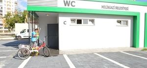 Melikgazi Belediyesi'nde bisikletli dönem