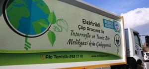 Melikgazi Belediyesi ekolojik çöp toplama araçları sayın alacak