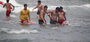 Kocaeli'de yaz sezonu boyunca bin 776 kişi boğulmaktan kurtarıldı