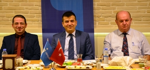 """Karaveli: """"İnadına istihdam, inadına üretim şiarıyla milletimizin gücüne güç katacağız"""" Adana'da İŞKUR ile Basın İlan Kurumu işbirliğinde sağlanan teşviklerle ilgili basın toplantısı düzenlendi"""