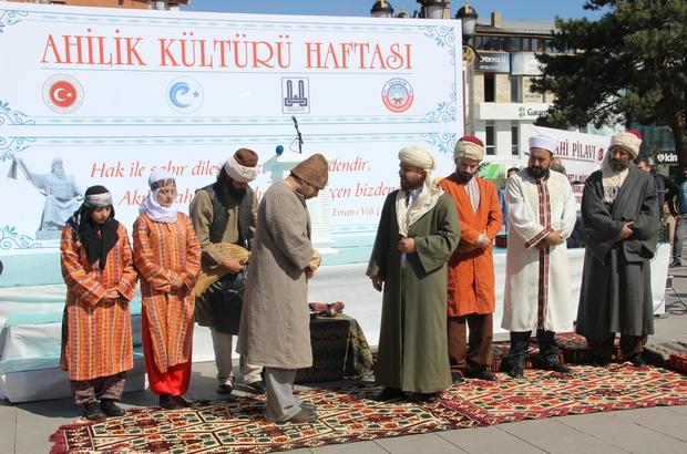 Erzurum'da yılın ahisi recai kızıloğlu oldu - Erzurum Haberleri