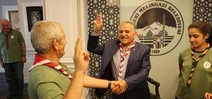 Erciyes İzcilik Gençlik ve Spor Kulübü Melikgazi'de