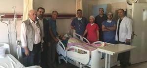 """Dede'nin tavsiyesi oğlu ve torununu da fıtıktan kurtardı Dede Tahsin Garip'in tavsiyesiyle İstanbul'dan gelen oğlu Mehmet Akif ve torunu Tuğberk, Bünyan ilçesinde fıtık ameliyatı oldu İl Sağlık Müdürü Dr. Ali Ramazan Benli, """"Yönetim anlayışımız yerinde hizmetin verilebilmesi"""" Bünyan Devlet Hastanesi Başhekimi Nuri Çakır, """"Sağlık sorunlarının büyük çoğunluğu ilçelerde çözülebilmekte"""""""