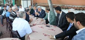 Başkan Karaosmanoğlu, Dilovası'nın köylerini gezdi