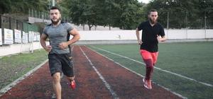 (Özel Haber) Federasyonu olmayan bir sporu seçen iki sporcu, sponsor desteği arıyor Jiu Jitsu sporcusu gençler zor şartlarda antrenman yapıyor Uluslararası arenada Türkiye'yi temsil etme hayali kuran gençlerin antrenman yapacak yeri yok