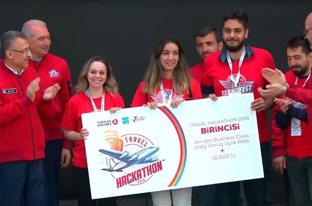 SDÜ mezunlarından büyük başarı: THY ve 3. Havalimanı sistemine entegre edilecek SDÜ mezunlarının yaptığı proje THY ve 3. Havalimanı sistemine entegre edilecek SDÜ mezunu öğrencilerinin projesi Türkiye birincisi seçildi