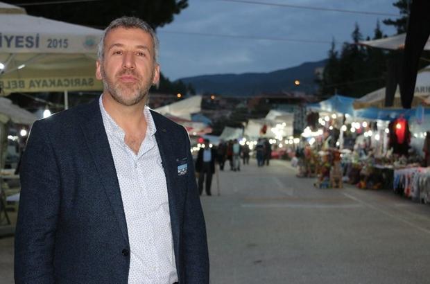 """Sarıcakaya'da panayır hareketliliği Sarıcakaya Belediye Başkanı Faruk Güler: """"Panayırımız 30 yıldır ilçemizde geleneksel hal almış durumda"""""""