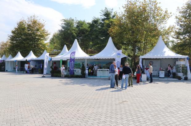 Sakarya'da Peyzaj ve Süs Bitkiciliği Festivali