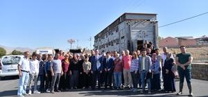 Kayseri'de 104 genç çiftçiye 520 tane büyükbaş hayvan dağıtımına başlandı Genç çiftçilerde 'büyükbaş' hayvan Sevinci
