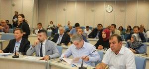 Adapazarı Belediyesi Ekim ayı meclisi toplandı