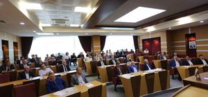 Serdivan Belediyesi Ekim ayı olağan meclis toplantısı gerçekleşti