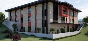 Karamürsel'e yeni itfaiye müfreze binası yapılıyor