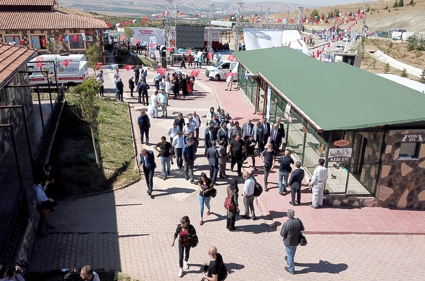 Dogal Yasam Parki Ve Hayvan Barinagi Acildi Malatya Haberleri