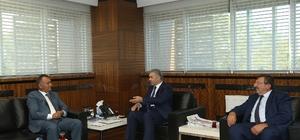 Başkan Çelik tarım ve hayvancılığa verdikleri destekleri anlattı