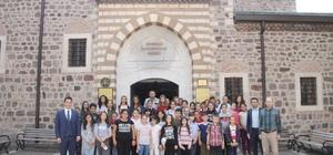 Eldivanlı öğrenciler Ankara'yı gezdi
