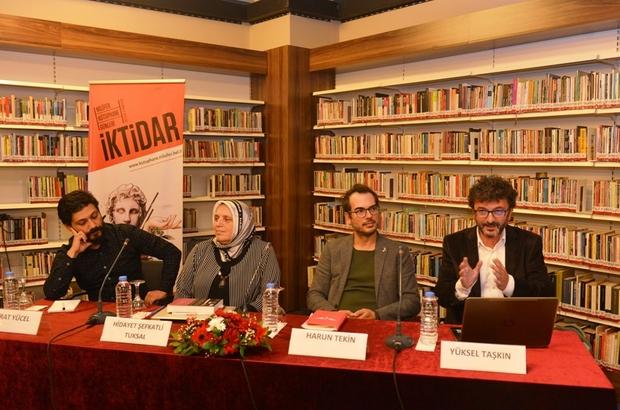 Yazarlardan kültürel iktidara bakış