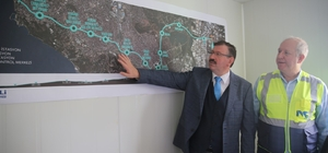 Gebze-Darıca Metro hattında çalışmalar başladı