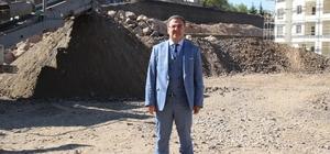 """Hacılar Belediye Başkan Vekili Özdoğan, """"5 ayrı noktada 5 ayrı faaliyet devam ediyor"""""""