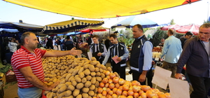 Serdivan'da etiketsiz ürünlere taviz yok