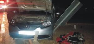 Sorgun'da iki otomobil çarpıştı: 6 yaralı