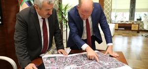 Başkan Baran'dan altyapı çalışması