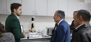 Ardahan Üniversitesi'nde Tekstür Analiz Cihazı Bilgilendirme Eğitimi düzenlendi