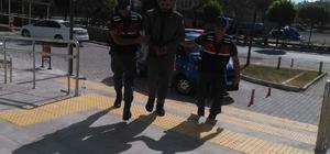 Çaldıkları bakır malzemeleri satarken kameraya yakalandılar Jandarma ekipleri dedektif gibi iz sürerek hırsızlık yapan 3 kişiyi yakaladı