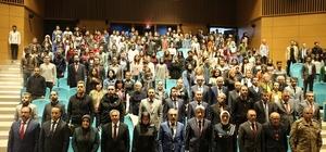 """AÜ'de """"I. Uluslararası Siyaset ve Sosyal Bilimler Sempozyumu"""" başladı"""