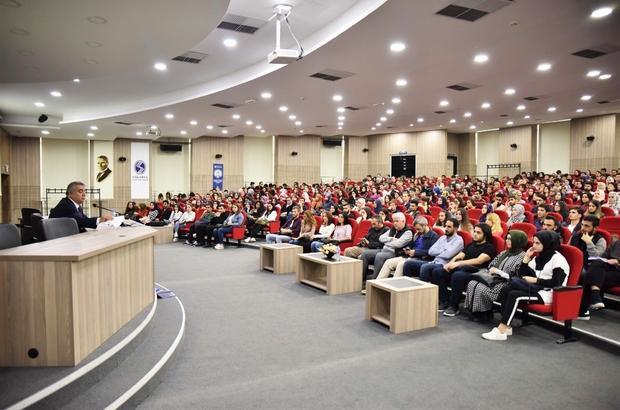 SASGEM'de yeni dönem konferansları başladı