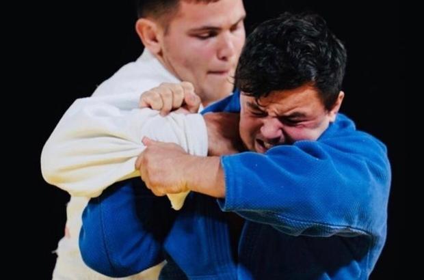 Milli Judocu Ömer Kemal Aydın derece ile döndü
