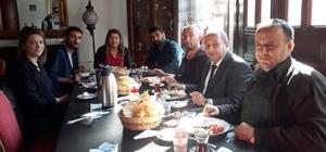 UİGAD Yozgat İl Temsilciliği ilk toplantısını yaptı