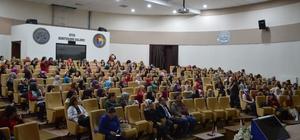 Aksaray'da gençlere 'Psikolojik Dayanıklılık' eğitimi verildi