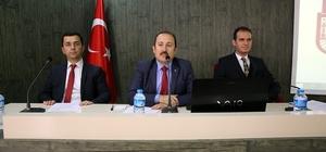 İl Koordinasyon Kurulu yıl sonu toplantısı yapıldı